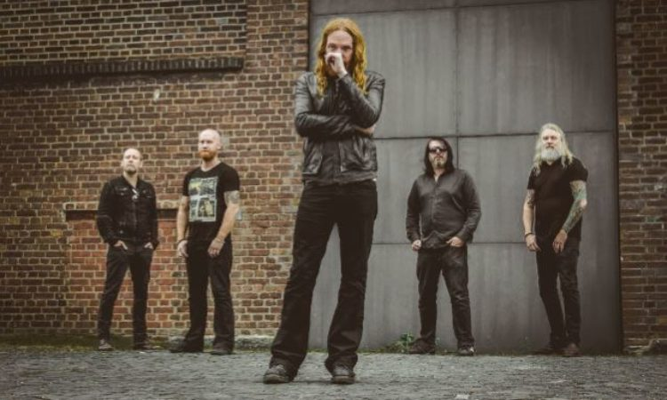 Dark Tranquillity, video animato di 'Atoma'
