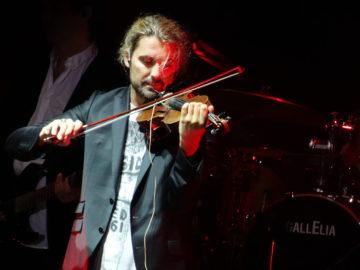 David Garrett @Teatro Romano – Verona (VR), 5 settembre 2015