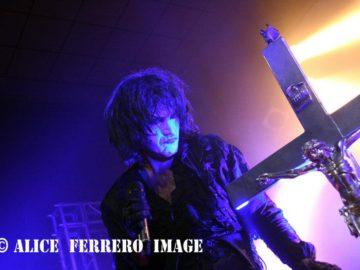 Death SS @ Audiodrome-Moncalieri (TO), 31 ottobre 2013