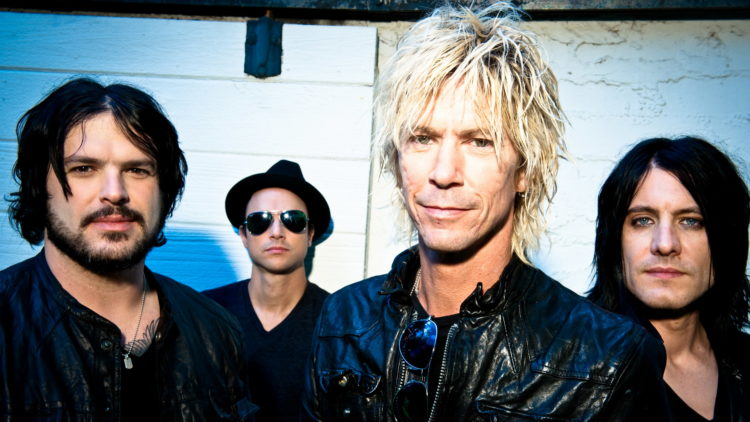 Duff McKagan's Loaded – Past In Different Ways