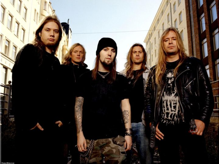 Children Of Bodom – Silent Night, Bodom Night