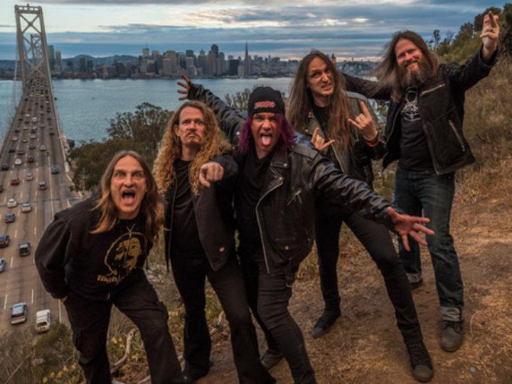 Exodus, completate le parti di batteria del nuovo album