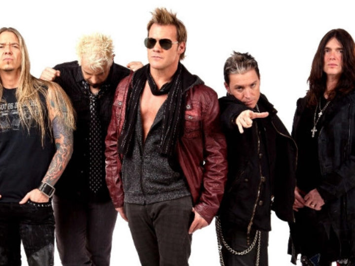 Fozzy – Chris Jericho, la mia personale battaglia rock fuori e dentro al ring