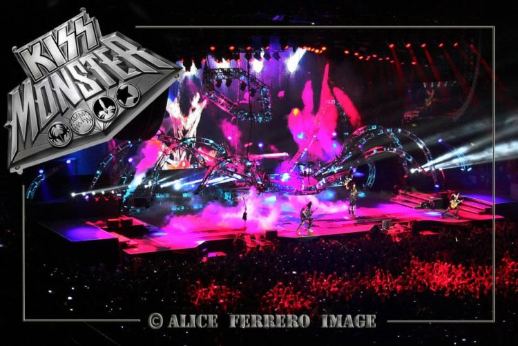 Kiss @ Forum Assago – Milano, 18 giugno 2013