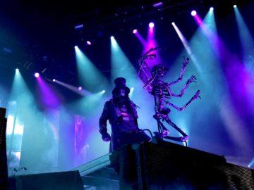 Rob Zombie + Marilyn Manson @ Unipol Arena – Bologna, 12 dicembre 2012