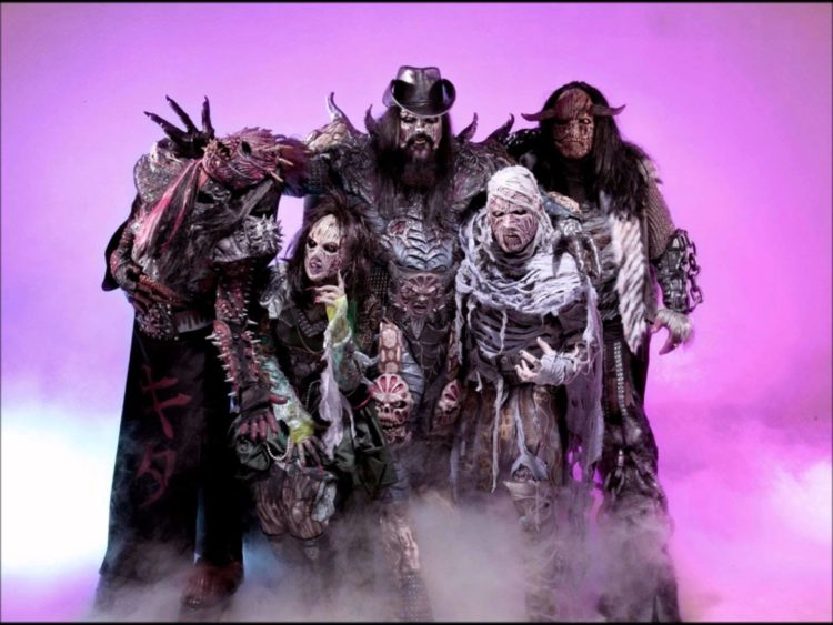 Lordi – My Heaven Is Your Hell