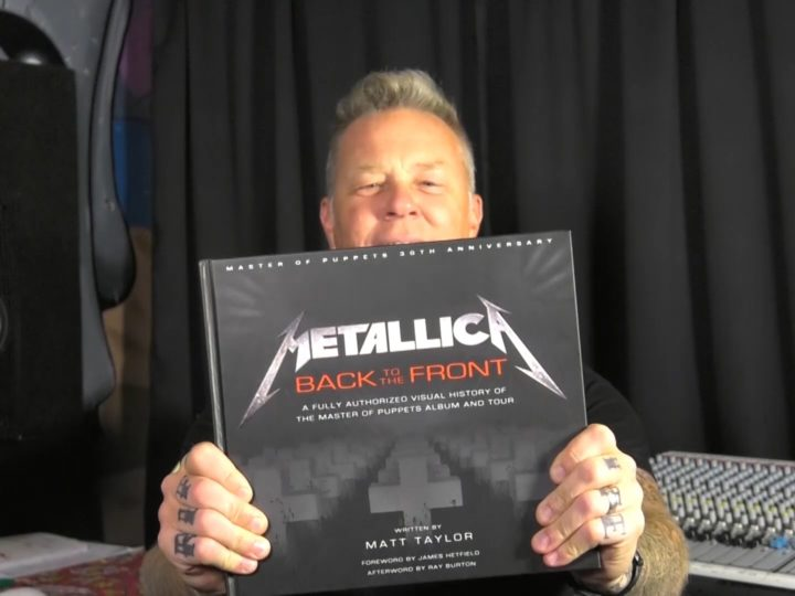Metallica, trailer di 'Back To The Front'