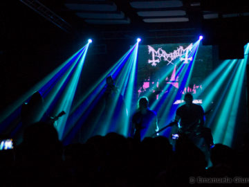 Mayhem @ Factory Club, Milano, 24 maggio 2014