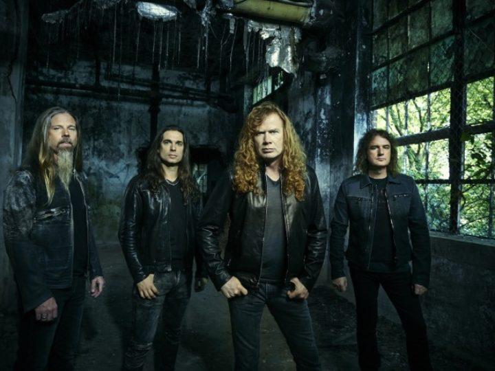 "Megadeth, anteprima del nuovo video ""Conquer or die"""
