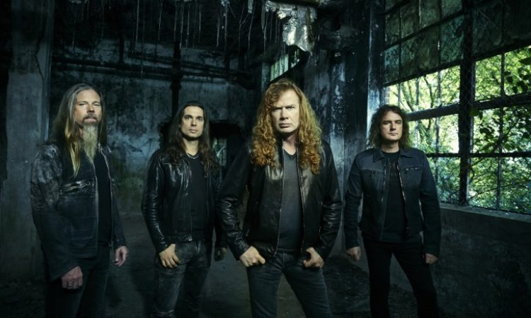 Megadeth, il video dell'inaspettata performance di 'The Conjuring'