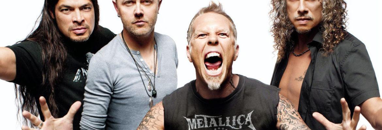Metallica, il video di 'Moth Into Flame'