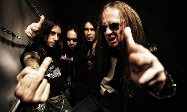 Necrodeath, on lne il video di 'The Whore of Salem'