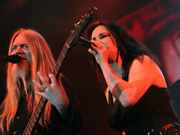 Nightwish @ Forum – Assago (MI), 25 aprile 2012