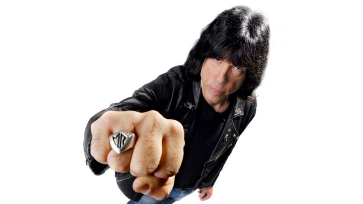 The Library (8) – Intervista a Marky Ramone per Punk Rock Blitzkrieg