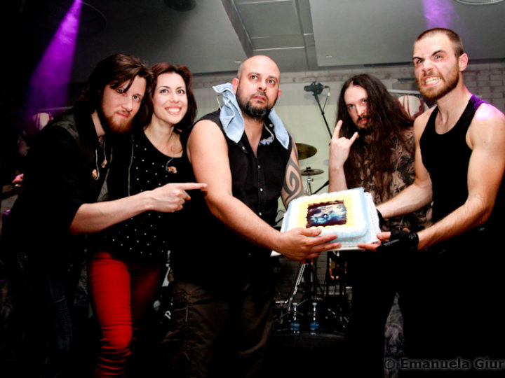 Ravenscry – The Attraction Of Opposites release party