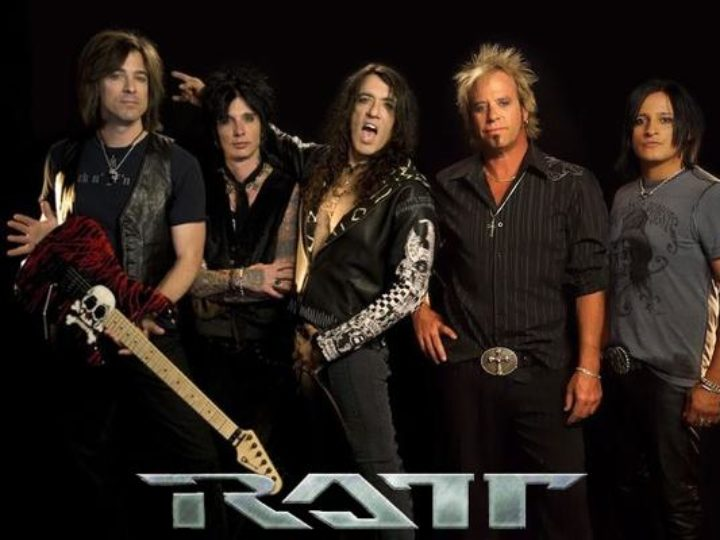 Ratt – Back For More