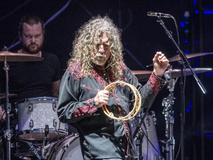 Robert Plant, l'ex Led Zeppelin parla del batterista del suo primo disco solista