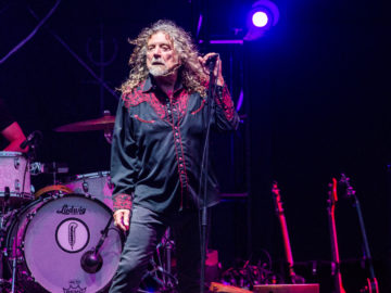 Robert Plant & Sensational Space Shifters @Summer Arena – Assago (MI), 20 luglio 2016