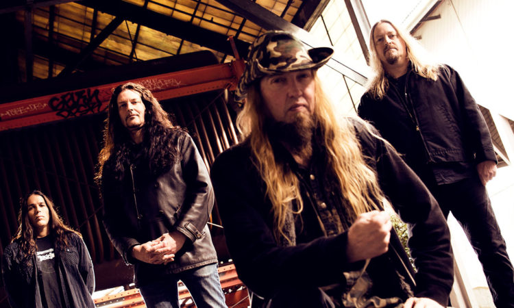 Warrel Dane, on line le immagini dell'ultima esibizione