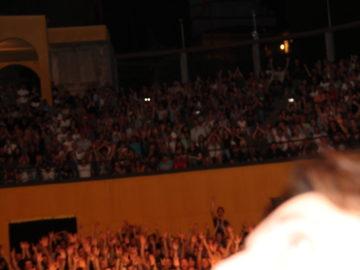 Steve Vai @Anfiteatro del Vittoriale – Gardone Riviera (BS), 06 luglio 2016