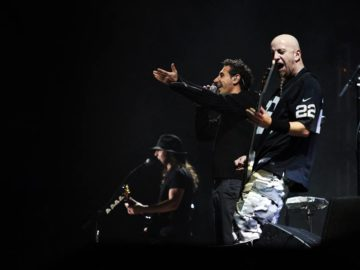 System Of A Down @Republic Square – Yerevan (Armenia), 23 aprile 2015