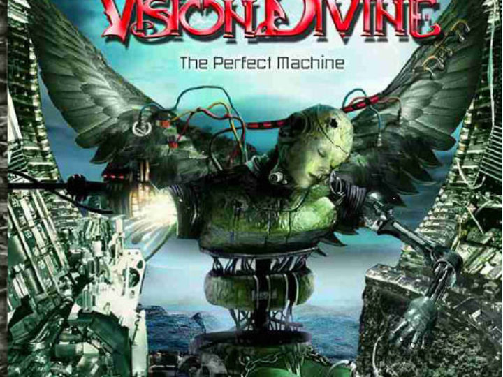 Vision Divine – The Perfect Machine