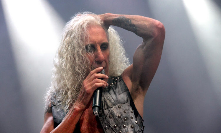 Dee Snider, lyric video di 'Tomorrow's No Concern'