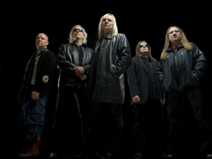 Uriah Heep, il nuovo album uscirà a Settembre