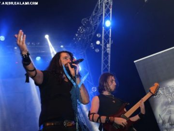 Arthemis + Sailing To Nowhere + Shake Well Before + Stage Of Reality @Dagda Live Club – Borgo Priolo (PV), 21 ottobre 2016