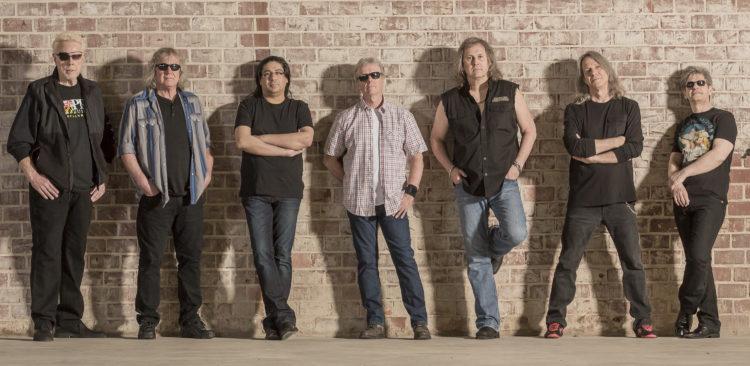 Kansas – Il Ritorno Dei Maestri del Rock