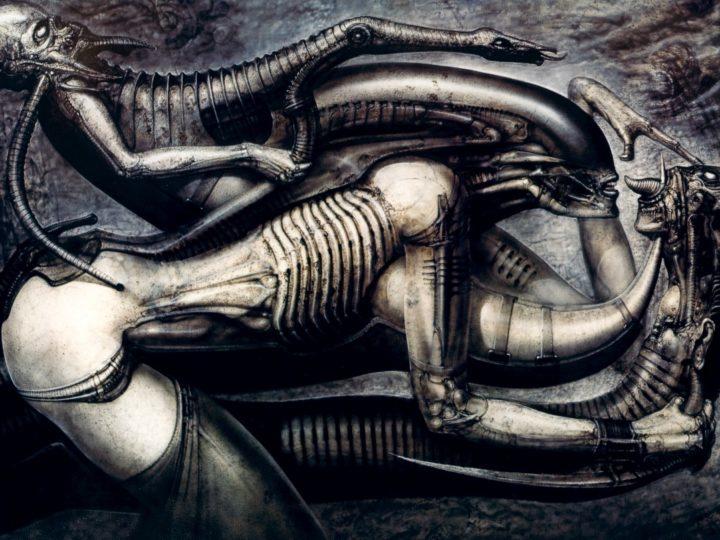 Eros e Thanatos : H.R.Giger