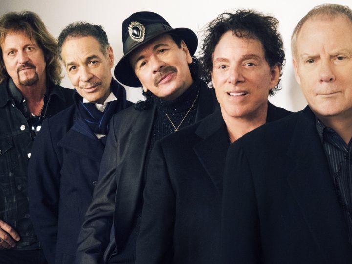 Santana, dettagli e trailer del 'Live At The House Of Blues'