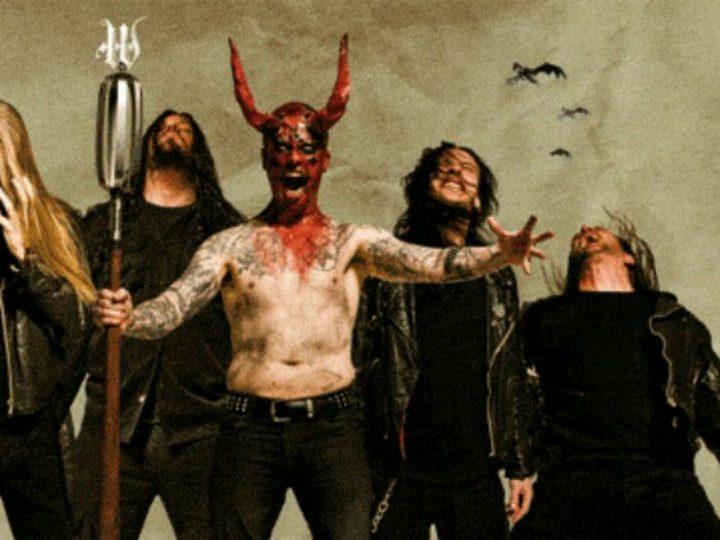 Witchery, lyric video ufficiale di 'Nosferatu'