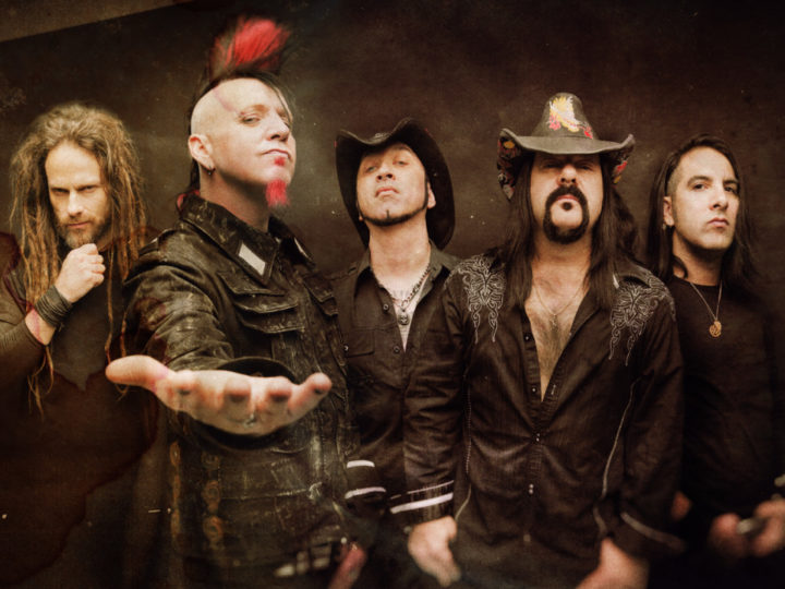 Hellyeah, in tour in Europa con Korn e Heaven Shall Burn nel 2017