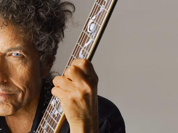 Bob Dylan, vincitore del premio Nobel per la Letteratura 2016