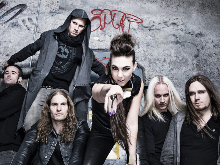 Amaranthe, il video di 'That Song'