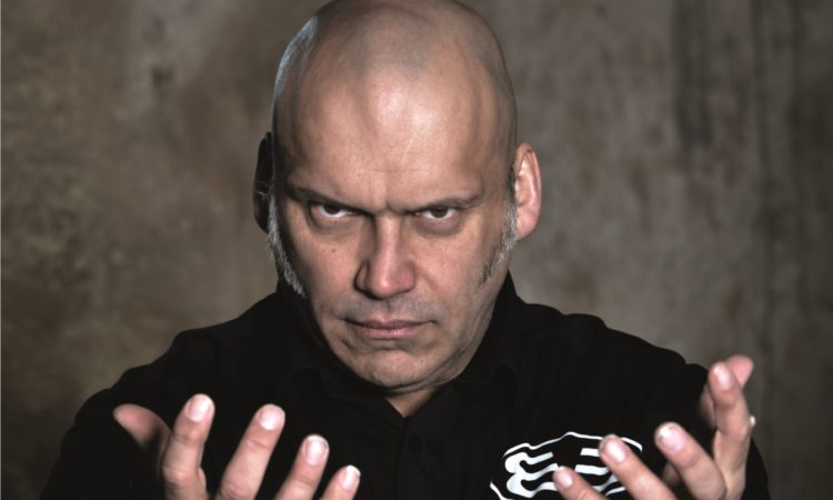 Blaze Bayley, 'Live In France' in uscita a marzo
