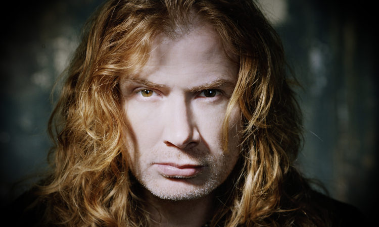 Megadeth, greatest hits a marzo