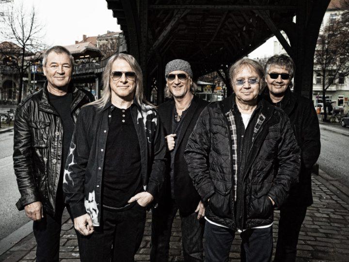 Deep Purple, nuovo album in primavera del 2017