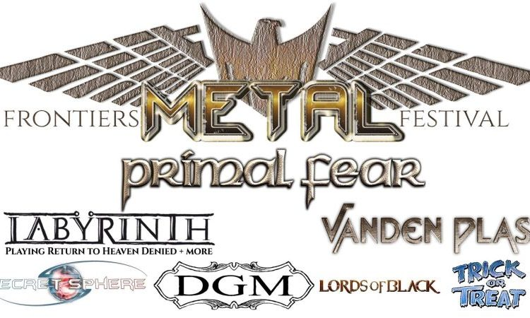 Frontiers Metal Festival, video-invito dei Labyrinth