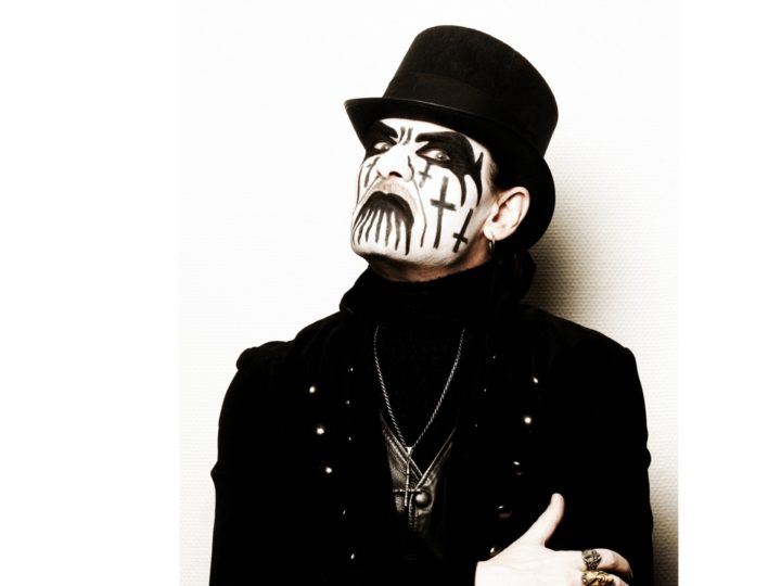 King Diamond, il release party di 'Songs For The Dead Live'