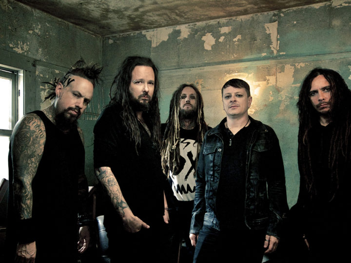 Korn, il video di 'A Different World' feat. Corey Taylor