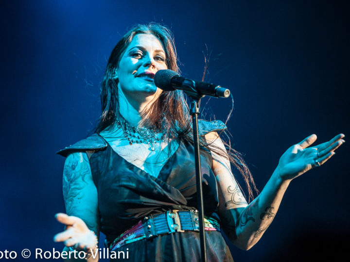 Nightwish, il video dal vivo di 'Sleeping Sun'