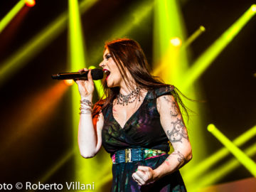 Nightwish @Palabam – Mantova (MN), 12 settembre 2016