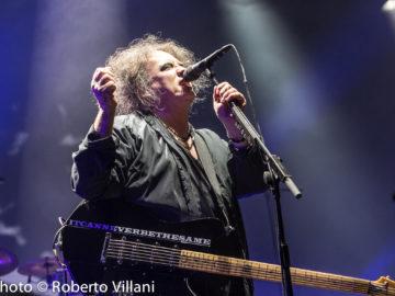 The Cure @Unipol Arena – Bologna (BO), 29 ottobre 2016