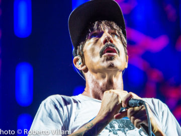 Red Hot Chili Peppers @Unipol Arena – Bologna (BO), 08 ottobre 2016