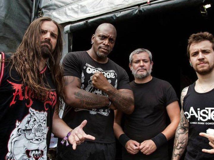 Sepultura, seconda parte del documentario 'Under My Skin – The Mediator UK Tour 2015'