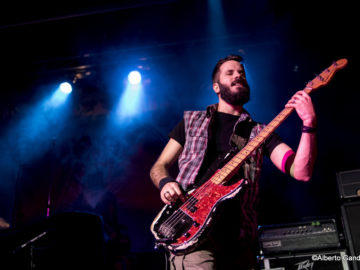 Blues Pills + Stray Train + Kadavar @ Alcatraz – Milano, 19 ottobre 2016