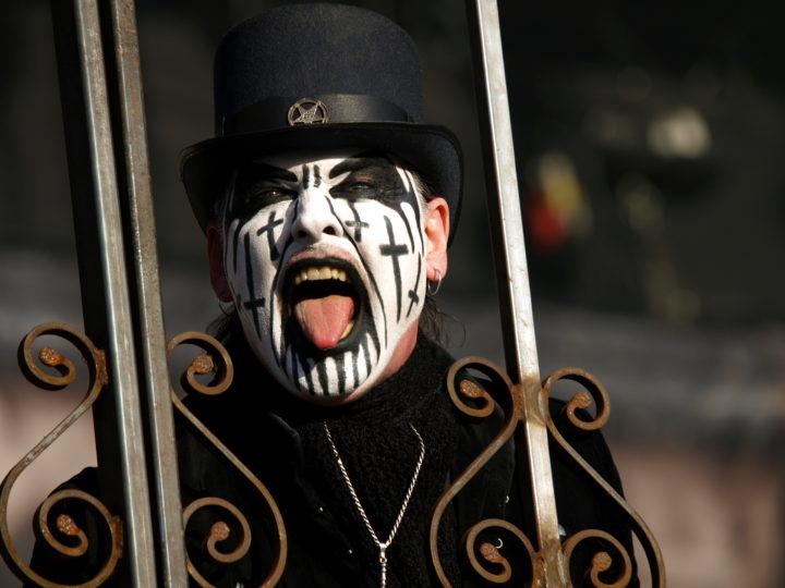 King Diamond – L`uomo dietro la maschera
