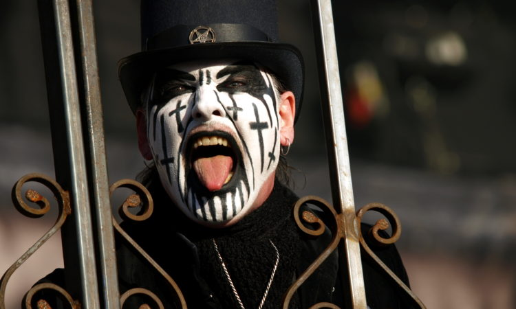 King Diamond, la performance di 'Welcome Home (Live At Graspop)'